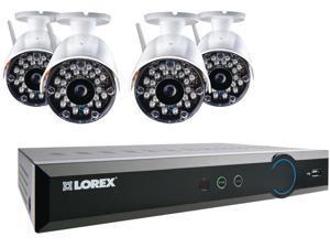ECO Black Box 8-Channel Stratus DVR with 4 Wireless Cameras