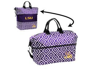 LSU Tigers NCAA Expandable Tote