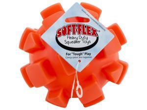 "Soft Flex Bumpy Ball 5.5""""-Orange"