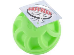 """Soft Flex Swirl Ball 4""""""""-Green"""