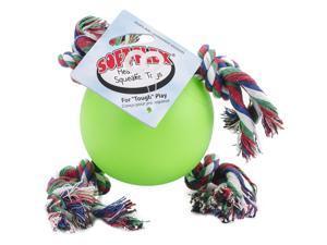 "Soft Flex Tuggy Ball 3.5""""-Green"