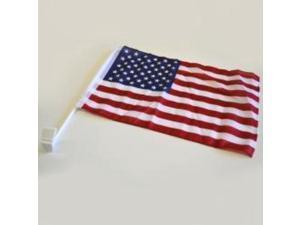 "USA Car Flag 12"""" x 18"""" Case Pack 100"