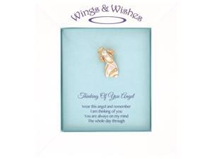 THINKING OF YOU ANGEL TAC PIN Case Pack 24
