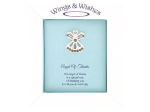ANGEL OF THANKS TAC PIN Case Pack 24