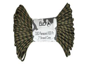 Fury Paracord- Wetland Camo
