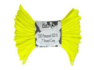 Fury Paracord - NEON YELLOW