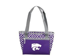 Kansas State Wildcats NCAA 16 Can Cooler Tote
