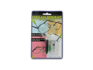 Eyeglass Repair Kit with Magnifying Glass (Case Pack 24)