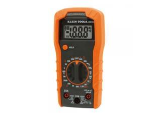 Klein Tools Digital Multimeter - Manual Ranging - 600V