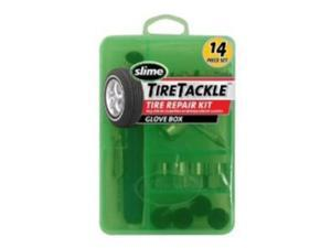 SLIME 2410 Small Tire Tackle Set,14 Pc.