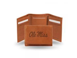 Mississippi Rebels  Tri-Fold Wallet