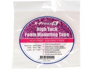X-Press It High Tack Foam Mounting Tape - 2.2 Yards