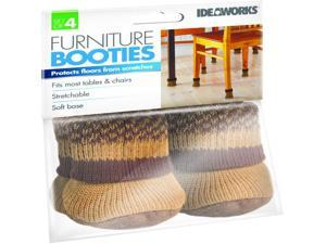 SET OF 4 FURNITURE BOOTIES Case Pack 96