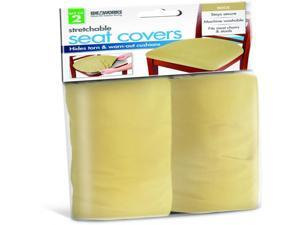 SET OF 2 SEAT COVERS - BEIGE Case Pack 48