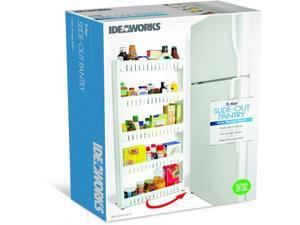 Slim Slide-out 5 Tier Pantry Case Pack 3