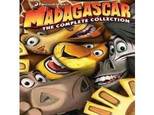 MADAGASCAR:COMPLETE COLLECTION