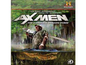 AX MEN:COMPLETE SEASON 3