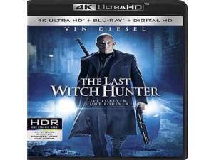 LAST WITCH HUNTER (4K ULTRA HD)