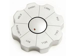Spinner Decision Stock Market Paperweight