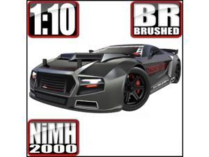 Thunder Drift Car 1/10 Scale Belt Drive Electric (With 2.4GHz Remote Control)