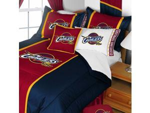 NBA Cleveland Cavaliers Bedding Set Basketball Comforter and Sheets