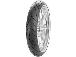 MT90B-16 (74H) Avon Cobra AV71 Wide White Sidewall Front Motorcycle Tire