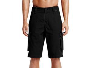 "Hurley One & Only 2.0 Cargo Shorts 34"""" Black"