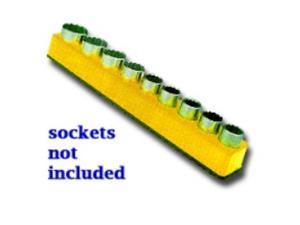 "1/2"""" Drive Magnetic Yellow Socket Holder   10-19mm"