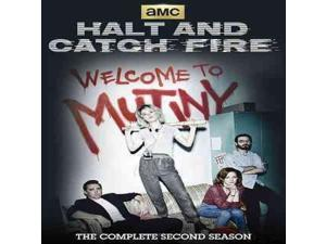 HALT AND CATCH FIRE:COMPLETE SECOND S