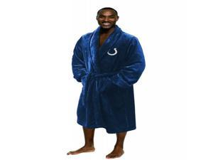 """Colts National Football League, 26""""""""x 47"""""""" Large/Extra Large Silk Touch Men's Bath Robe"""