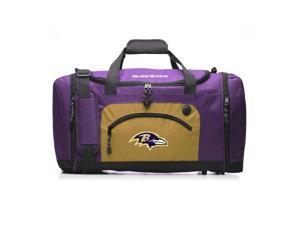 Baltimore Ravens NFL Roadblock Duffle Bag