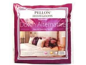 "Down Alternative Pillow Insert-16""""X16"""" FOB: MI"