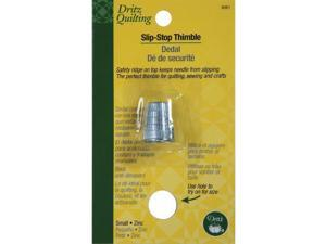 Dritz Quilting Slip-Stop Thimble-Small