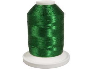 Robison-Anton J Metallic Thread 1,000yd-Emerald