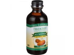 Frontier Natural Almond Flavor -- 2 fl oz