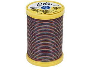 Cotton Machine Quilting Thread Multicolor 225yd-Jewels