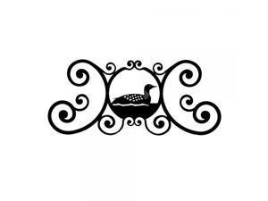 Loon - Over Door Plaque