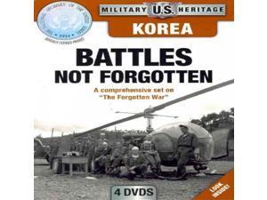 KOREA:BATTLES NOT FORGOTTEN