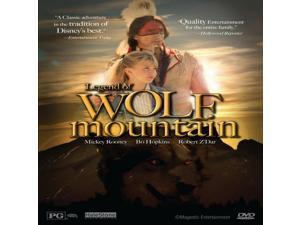 Stone Five Wolf Mountain DVD