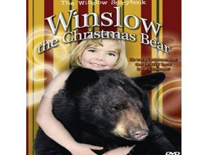 Stone Five Winslow The Christmas Bear DVD