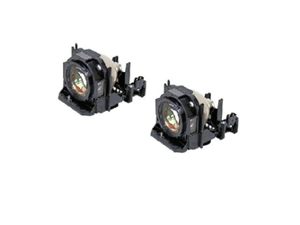 Panasonic ET-LAD60W OEM Replacement Lamps  Dual Pack