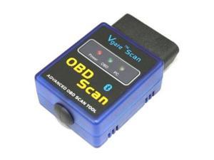 Mini Small ELM327 OBD-II OBD2  Bluetooth Adapter V1.4B Auto Diagnostic Scanner