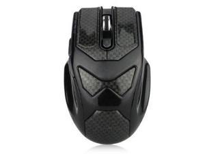 Dealheroes 2.4G Wireless PC Gaming Mouse (Black)