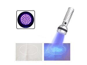 Loftek 41 UV 395nm Super Ultraviolet LED Flashlight Blacklight - Waterproof 3 AA