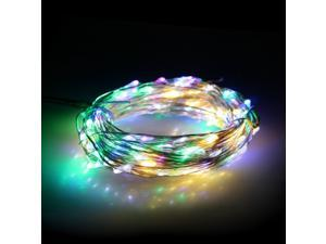 LOFTEK®Waterproof Heat-insulated Starry String LED Lights-7.5m/25ft 150 micro LEDs, High quality flexible Copper Wire.