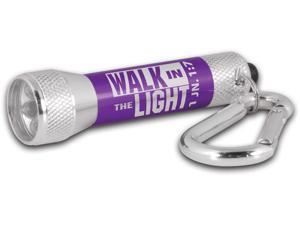 Mini LED Flashlight - Walk In The Light