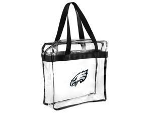 NFL Philadelphia Eagles Clear See Thru Messenger Bag