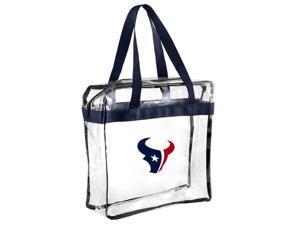 NFL Houston Texans Clear See Thru Messenger Bag