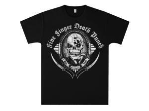 Five Finger Death Punch - Get Cut Adult Band T-Shirt -xxl