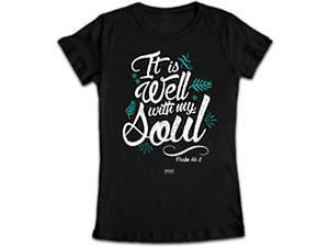 It Is Well Junior T-Shirt-xl